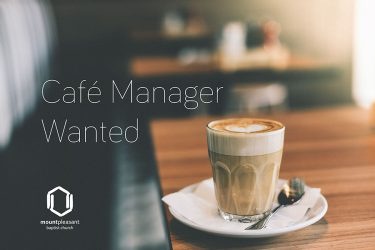 Cafe Manager Ad