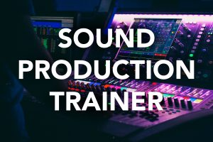 Sound Production Trainer Ad