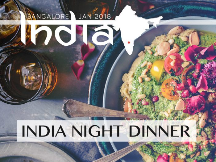 India Dinner Night