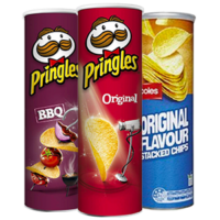 Pringles / Stacked Chips
